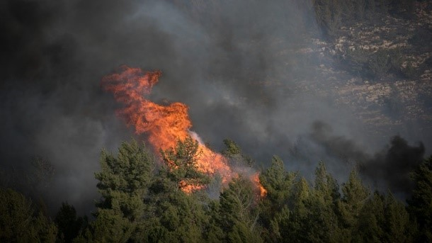 ENVIRONMENT-THE USE OF LASER COULD DELAY THE SPREAD OF FORESTRY FIRES
